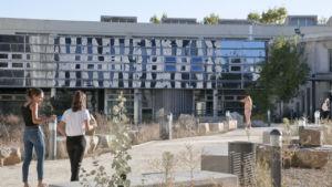 Bibliothèque Universitaire Médecine UPM