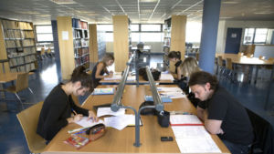 Bibliothèque Universitaire Odontologie