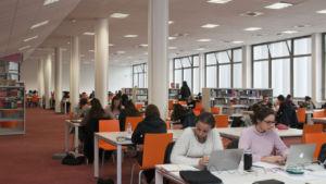 Bibliothèque Universitaire Pharmacie