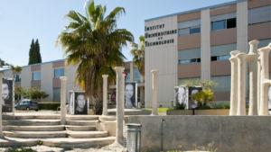 Learning Center de l'Institut Universitaire de Technologie de Nîmes
