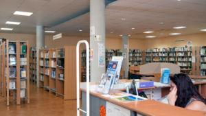 Bibliothèque Universitaire Duguesclin à Béziers