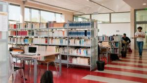 Bibliothèque Universitaire Saint-Charles