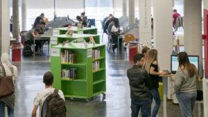 Bibliothèque Universitaire de Sciences
