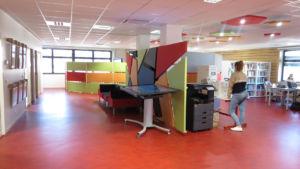 Espace Michel Serres Institut Universitaire de Technologie de Béziers