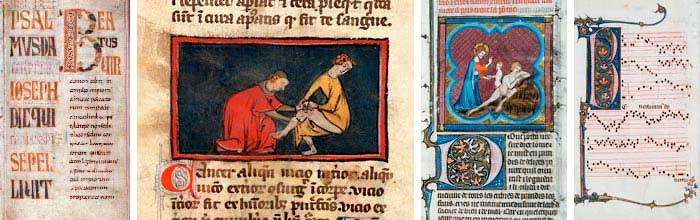 Fonds patrimonial manuscrits BUHM